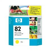 Cartucho HP 82 Original C4913A Yellow | 500ps | 510ps | 800ps