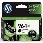 Cartucho HP 964XL Original 3JA57AL Black Officejet Pro 9010 9020
