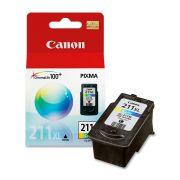 Cartucho Canon Original CL-211XL Color | MP250 | MX360 | IP2700