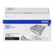 Cilindro Drum Brother Original DR-311CL | DR311CL Black | HL-L8350CDW | DCP-L8400CDN | MFC-L8600CDW | MFC-L8850CDW