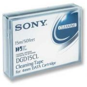 Fita de Limpeza Sony 4mm DDS - DGD15-CL