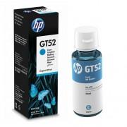 Refil de Tinta HP Original GT52 Cyan M0H54AL