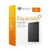 Hd Externo 1TB  Seagate Expansion STEA1000400 Usb 3.0 E 2.0 Preto