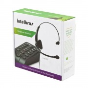 Headset Intelbras HSB 50 Profissional completo base + fone