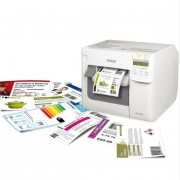 Impressora Epson de Rótulos Etiquetas ColorWorks C3500