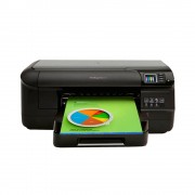 Impressora HP Pro 8100 OfficeJet N811a/ N811d Color CM752A ePrinter