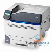 Impressora OKI C941  Toner Branco e Clear |