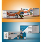 Kit 4 Toners Ricoh Compatível MP C305SP CMYK  MP C305SPF | MP C305SP Lanier | MP C305SPF
