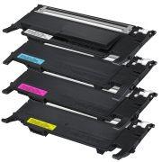 Kit 4 Toners Samsung Original CLT-C508L CMYK   CLX-6250   CLP-670   CLX-6220   CLP-620