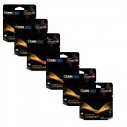 Kit 6 Cartuchos Compatível com Epson 82n T082120/ T082220/ T082320/ T082420/ T082520/ T082620