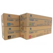 Kit De Toner Tn328 Original P/ Bizhub C300i Aav8130 230 330