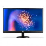 Monitor AOC LED 21.5 Polegadas Widescreen e2270Swn