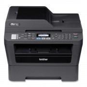 Multifuncional Brother LaserJet MFC-7860DW Mono Duplex/ Wireless