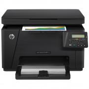 Multifuncional HP LaserJet Pro M176N Color CF547A Rede e ePrint