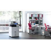 Multifuncional Ricoh Aficio MP C2004 Laser Color A3 | Duplex | Rede | Seminova