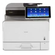 Multifuncional Ricoh MP C306 Laser Color SD | Duplex | Rede REVISADA