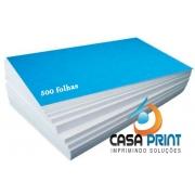 Papel A4 Sublimação - 500 Folhas Alta Definição - Casa Print