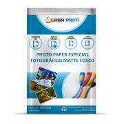 Papel A3 Casa Print Ink Jet Paper 130g Matte - 100 Folhas