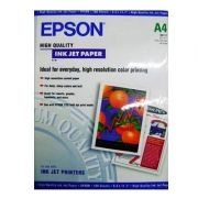Papel Especial Epson SO41117 - High Quality Ink Jet  Paper - 100 Fls
