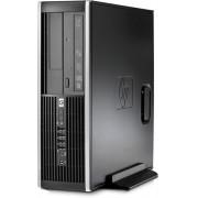 PC computador Desktop HP Compaq Pro 6305 Small Form Factor AMD A8-5500B, DDR3 8GB, HD 500, Mouse, Teclado