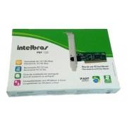 Placa De Rede Intelbras 10/100 Mbps PEF 132 PCI 32 bits