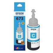 Refil de Tinta Epson Original T673220 Cyan