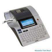 Rotulador eletrônico Brother PT-2700 3 linhas 16 carac. Impressora Para Etiquetas | SEMI NOVA