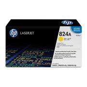 Tambor De Imagem HP 824A Original CB386A Yellow | CP6015 | CM6030 | CM6040