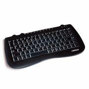 Teclado Mini Bright 0084 USB - Preto