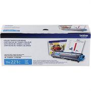 Toner Brother Original TN-221C | TN221C Cyan | HL3140 | DCP9020 | MFC9130