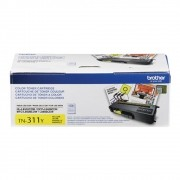 Toner Brother Original TN-311Y | TN311Y Yellow | HL-L8350CDW | DCP-L8400CDN | MFC-L8600CDW | MFC-L8850CDW