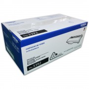 Toner Brother Original TN-3392 | TN-3392 | Black | HL6182 | DCP8157 | MFC8952 | MFC8712
