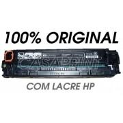 Toner HP 125A Original CB540A Black Sem Caixa