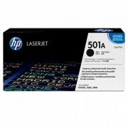 Toner HP 501A Original Q6470A Black | 3800 | 3600 |