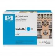 Toner HP 644A Original Q6461A Cyan | 4730 | 4730x | CM4730