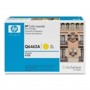 Toner HP 644A Original Q6462A Yellow | 4730 | 4730x | CM4730