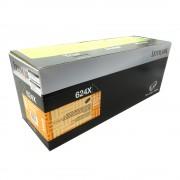 Toner Lexmark 624X Original  62D4X00 | 62DBX00 Black