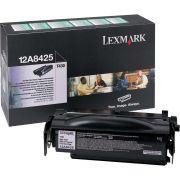 Toner Lexmark Original 12A8425 Black | T430 | T430D | T430DN