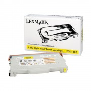 Toner Lexmark Original 20K1402 Yellow