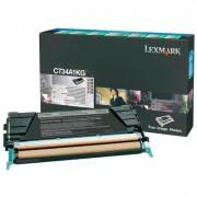 Toner Lexmark Original C734A1KG Black