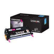 Toner Lexmark Original X560H2MG Magenta | X560