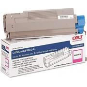 Toner Okidata Original 43381902 Magenta | C5500 | C5800