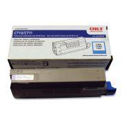 Toner Okidata Original 44318603 Cyan | C711n | C711dn | C711dtn