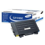 Toner Samsung Original CLP-510D2C Cyan | CLP-510 | CLP-511 | CLP-515