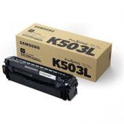 Toner Samsung Original CLT-K503L Black | SL-C3010DW | SL-C3060FW