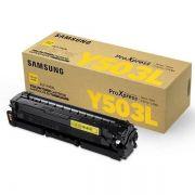 Toner Samsung Original CLT-Y503L Yellow | SL-C3010DW | SL-C3060FW