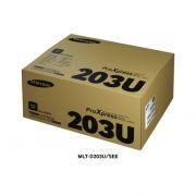 Toner Samsung Original MLT-D203U Black | M3320 | M3820 | M4020 | M4070