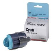 Toner Xerox Original 106R01206 Cyan | 6110 | 6110MFP