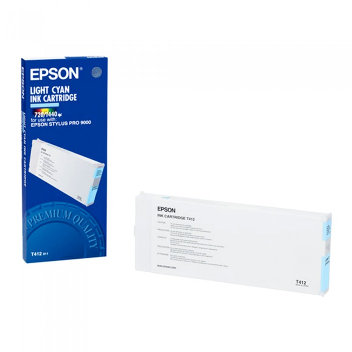 Cartucho Epson Original T412011 Light Cyan