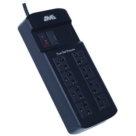 Filtro De Linha 8 Tomadas Dual Full Protection Lf 8d Sms